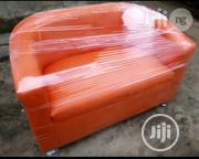 Brand New Imported 2 Seaters Leather Sofa Chair, Very Comfortable | Furniture for sale in Lagos State, Yaba