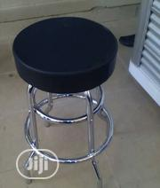 Brand New Imported Leather High Stool With Metal Leg Stand. | Furniture for sale in Lagos State, Yaba