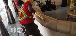 Silk Chair Cleaning Services & Upholstery Cleaning Services | Cleaning Services for sale in Lagos State, Victoria Island