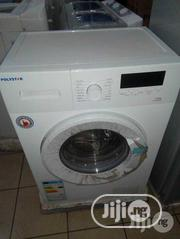 Brand New Polystar 5kg Front Loader Washing Machine PV-TWF5KG 2years   Home Appliances for sale in Lagos State, Ojo