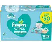 Pampers Complete Clean Baby Wipes 1152 | Baby & Child Care for sale in Lagos State, Ikeja
