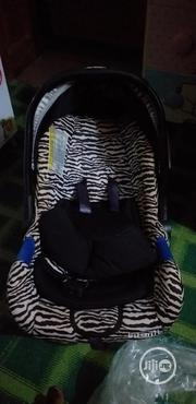 Baby Car Seat With Net, Neatly Used   Children's Gear & Safety for sale in Lagos State, Ikorodu