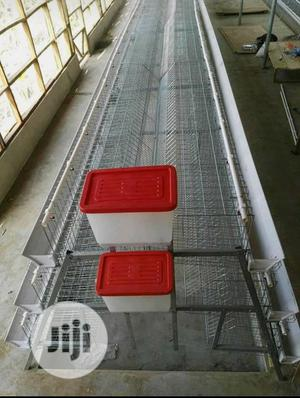 China Factory Poultry Cage Hot Dip Galvanized Battery Cage   Farm Machinery & Equipment for sale in Oyo State, Ibadan