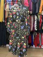 Asymmetric Floral Dress | Clothing for sale in Lagos State, Ikeja