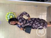 Jacquard Pleat Dress | Clothing for sale in Lagos State, Ikeja