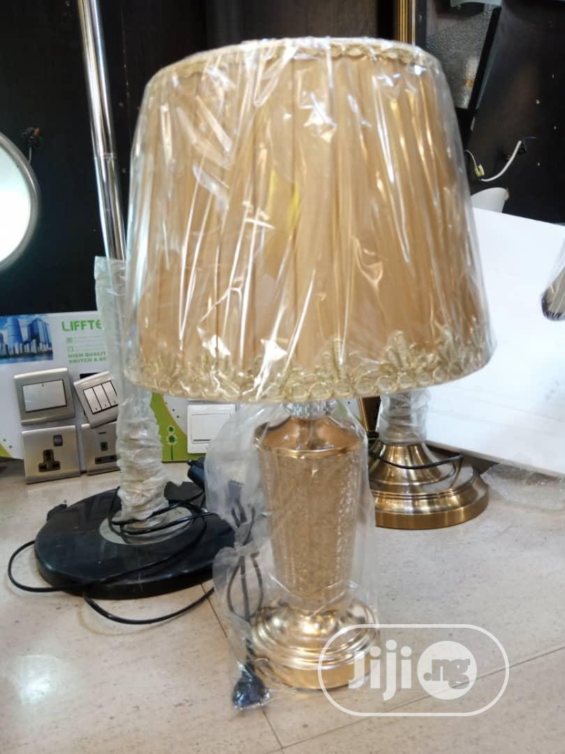 Led And Bulb Table Lamp