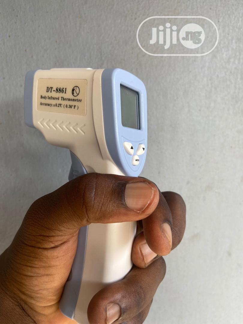 WHO Approved Non Contact Infrared Thermometer