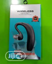 Wireless Headset Boss Design | Headphones for sale in Rivers State, Port-Harcourt
