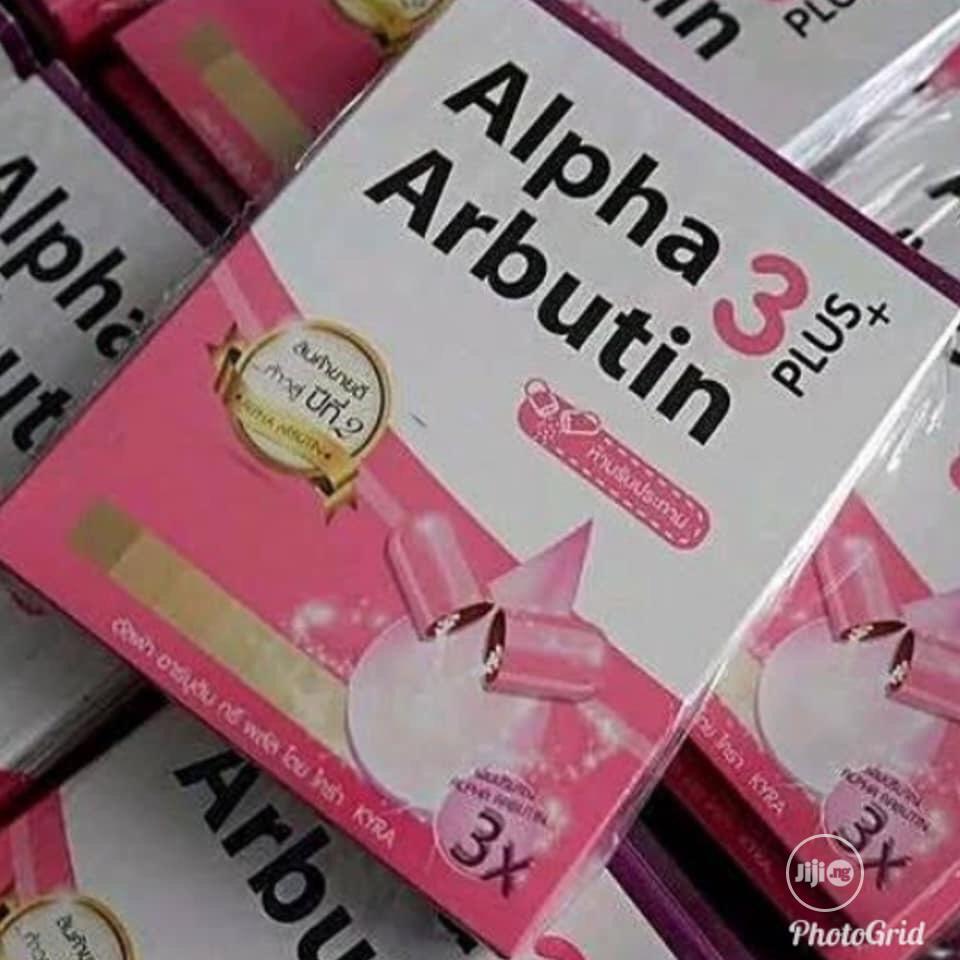 Archive: Alpha Arbutin Capsule