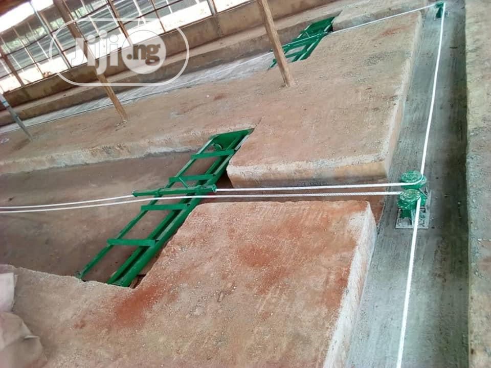China Factory Best Battery Cage Hot Galvanized Poultry Cage | Farm Machinery & Equipment for sale in Akinyele, Oyo State, Nigeria