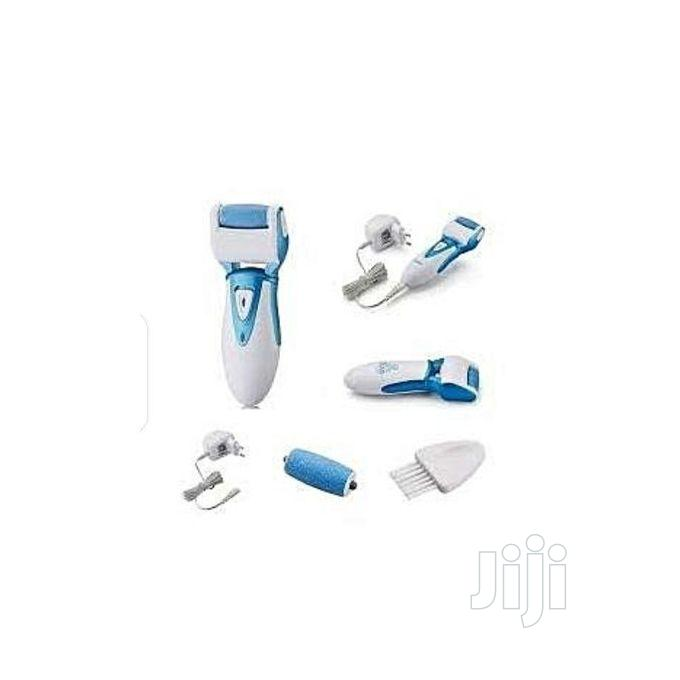 Rechargeable Pedicure Callous Remover Wet/Dry   Tools & Accessories for sale in Ikeja, Lagos State, Nigeria