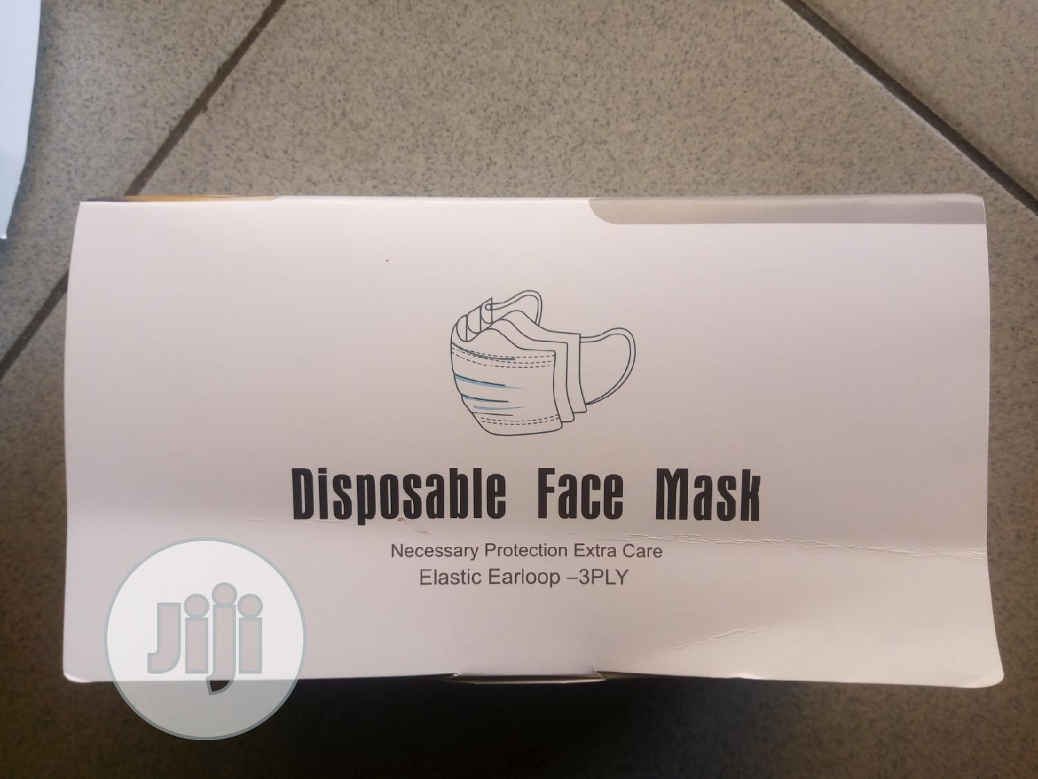Archive: 3ply Disposable Face Mask