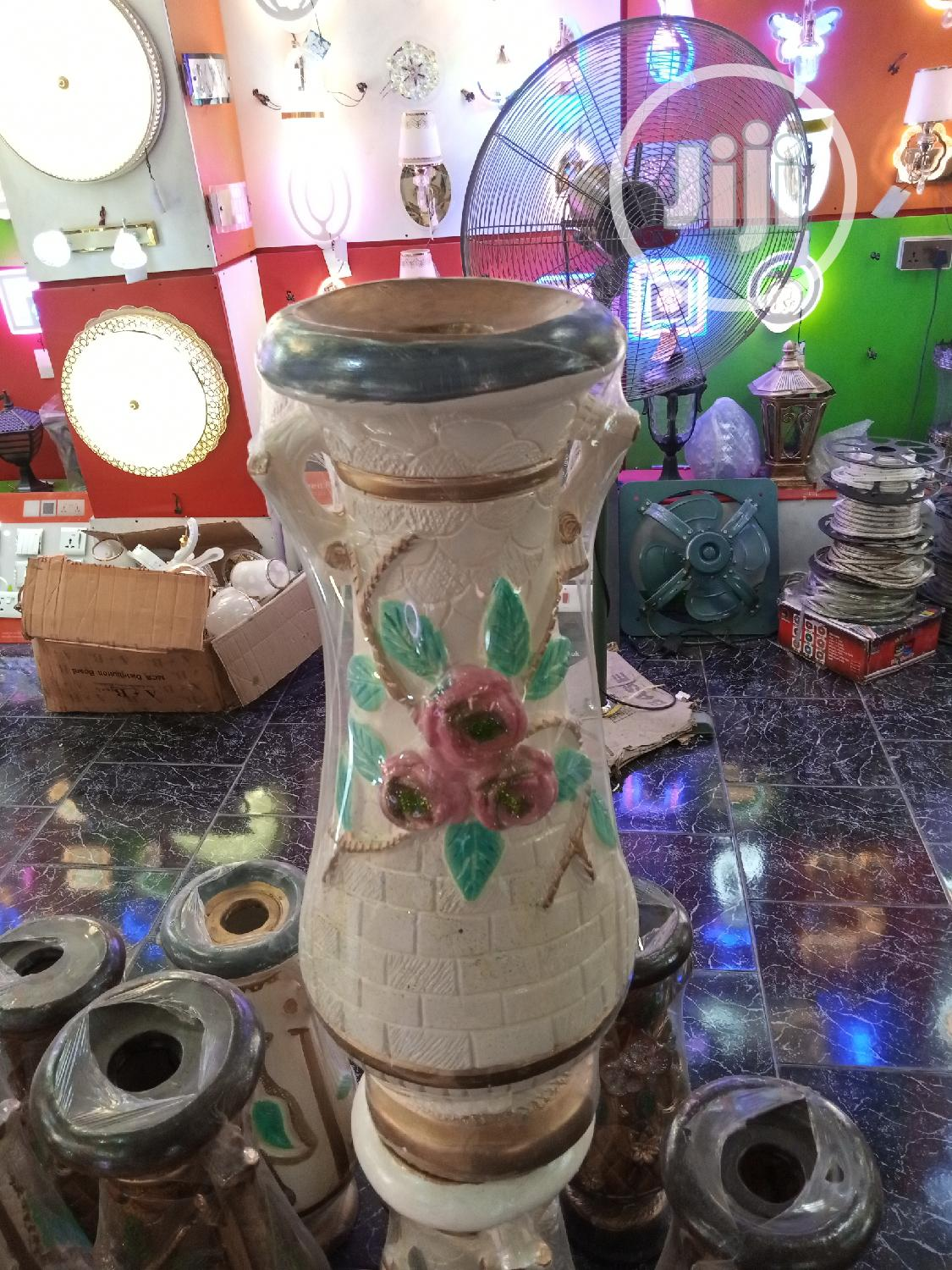 Archive: Rose Design Flowers Pot Noth Small And Big
