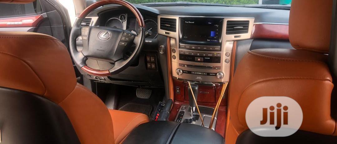 Lexus LX 2013 Black   Cars for sale in Lekki, Lagos State, Nigeria