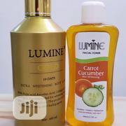 Lumine Gold Lotion/ Facial Toner   Skin Care for sale in Lagos State, Amuwo-Odofin