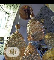 Hard Glass Gold Pendant 3 In 1 | Home Accessories for sale in Lagos State, Ojo
