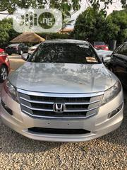 Honda Accord CrossTour 2012 EX-L Silver | Cars for sale in Abuja (FCT) State, Gwarinpa
