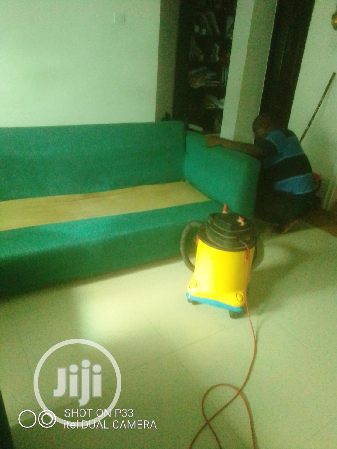 Best Sofa Cleaning | Cleaning Services for sale in Gbagada, Lagos State, Nigeria