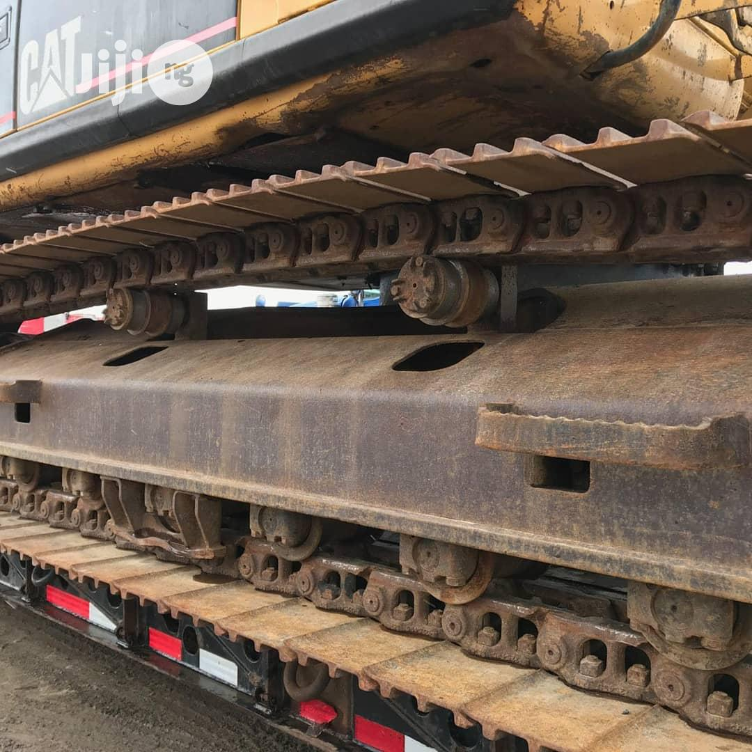 Catapillar 320CL Hydraulic Excavator 2002 | Heavy Equipment for sale in Magodo, Lagos State, Nigeria
