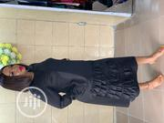 Frill Details Shift Dress | Clothing for sale in Lagos State, Ikeja