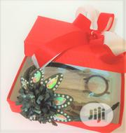 Red Gift Box 3 In 1 Gift Set | Arts & Crafts for sale in Lagos State, Agege