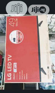 LG Led 49inch Tv | TV & DVD Equipment for sale in Lagos State, Ojo