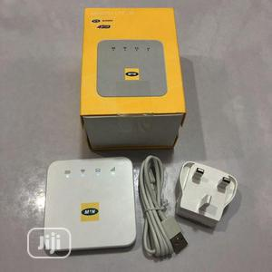 ZTE MTN 4G LTE & 3G Mobile Universal Mifi/Wifi Modem/Router | Networking Products for sale in Lagos State, Ikeja