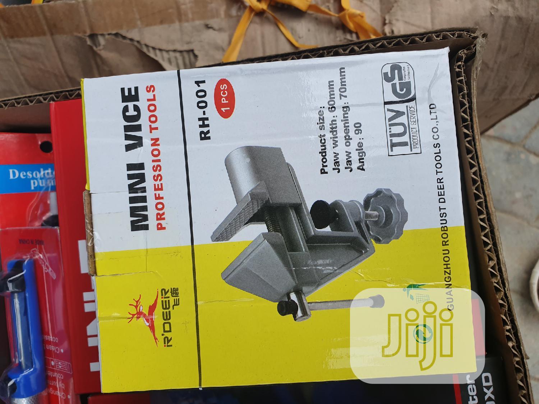 Mini Bench Vice   Hand Tools for sale in Amuwo-Odofin, Lagos State, Nigeria