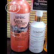 Lumine Lotion And Bath   Skin Care for sale in Lagos State, Ifako-Ijaiye