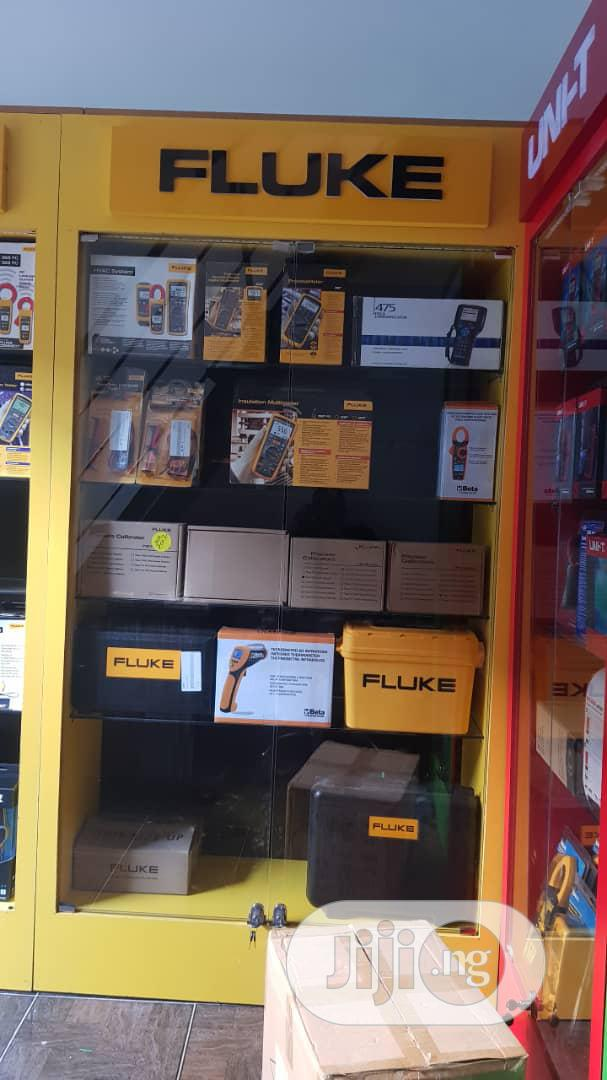 Fluke Multimeters And Clamp Meters | Measuring & Layout Tools for sale in Amuwo-Odofin, Lagos State, Nigeria