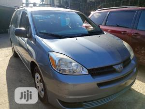 Toyota Sienna 2004 LE FWD (3.3L V6 5A) Blue | Cars for sale in Lagos State, Isolo