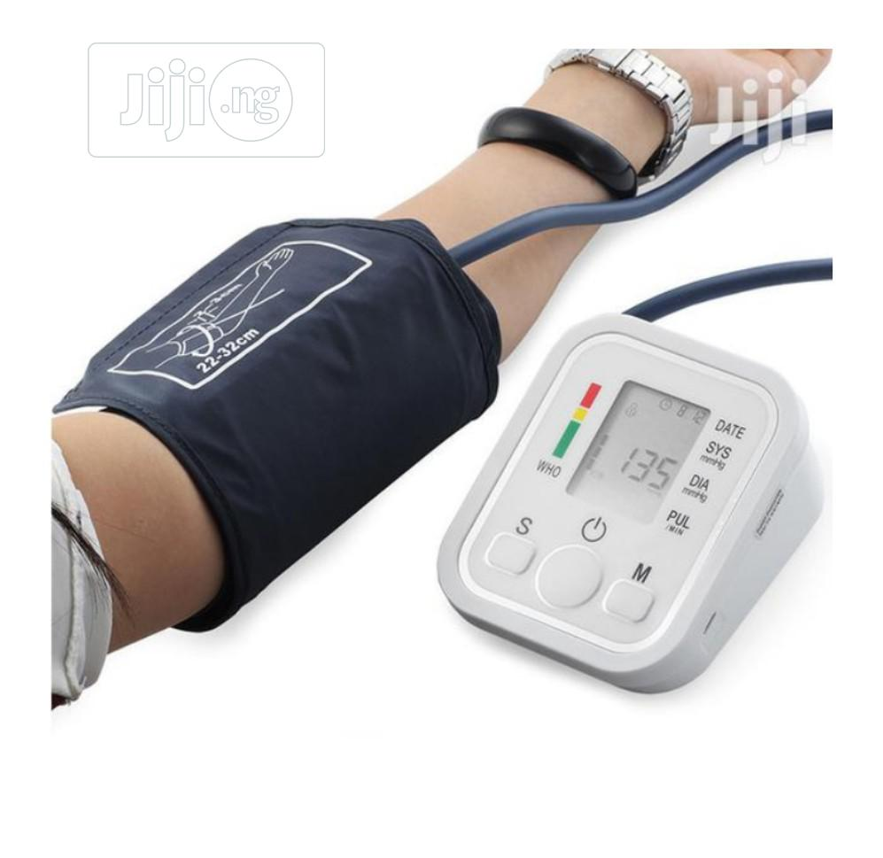 Blood Pressure Monitor | Tools & Accessories for sale in Ikeja, Lagos State, Nigeria