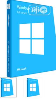 Windows 10 Enterprise Full Version | Software for sale in Lagos State, Ikeja