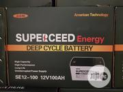 100A Superceed Battery | Electrical Equipment for sale in Lagos State, Ojo