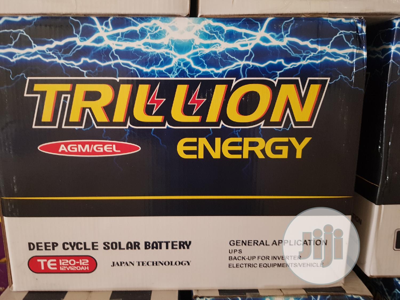 120A Trillion Battery