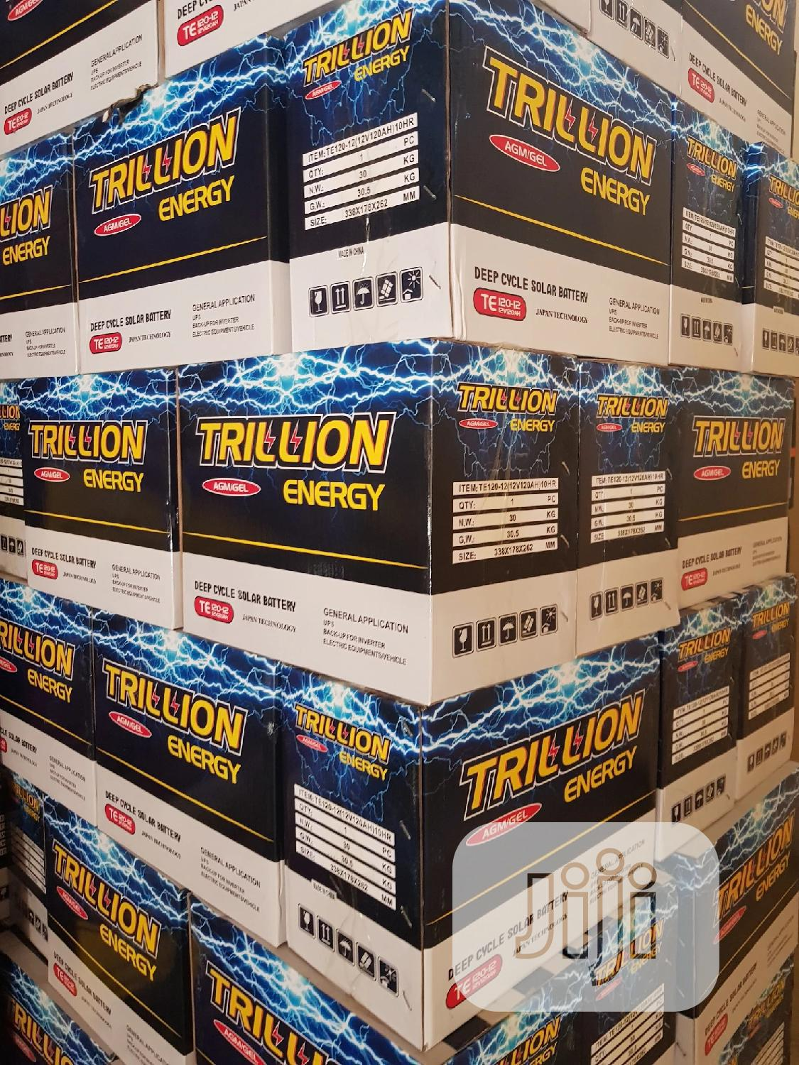 120A Trillion Battery | Electrical Equipment for sale in Ojo, Lagos State, Nigeria