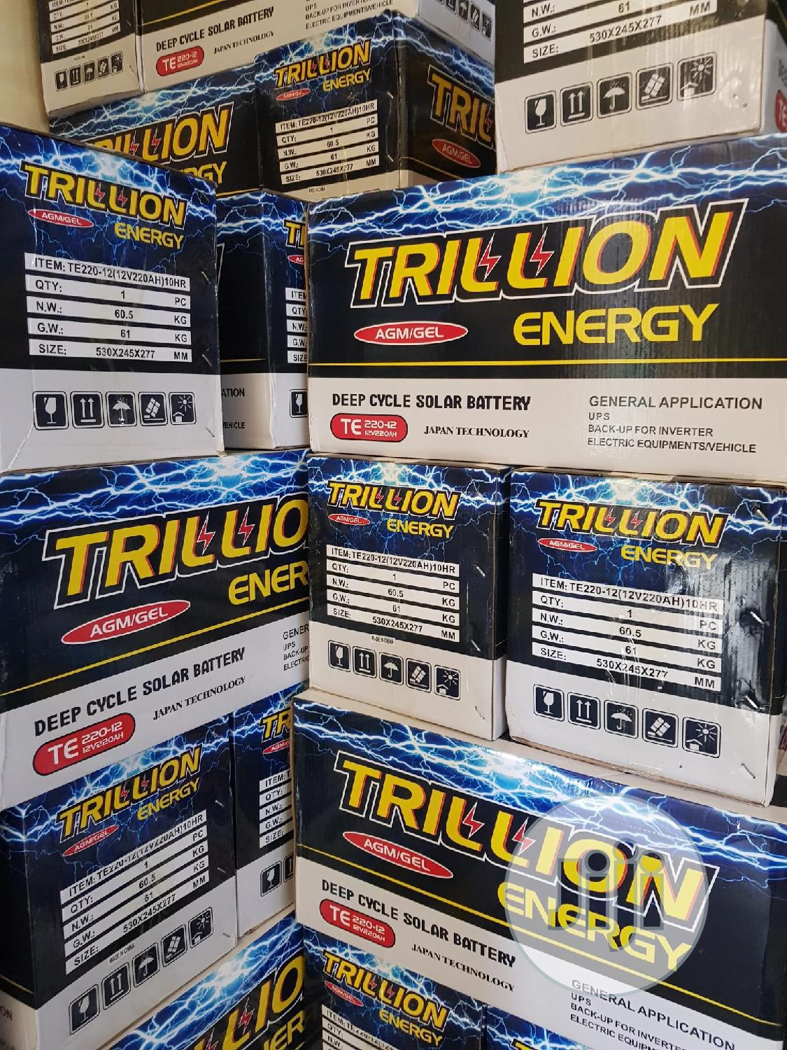 220A Trillion Battery | Electrical Equipment for sale in Ojo, Lagos State, Nigeria