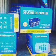 100ah 12voits Maximum Power Battery | Electrical Equipment for sale in Lagos State, Ojo