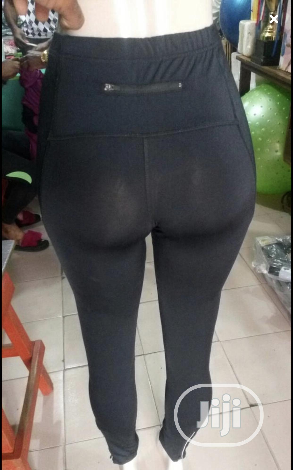 Black Leggings Tight For Ladies