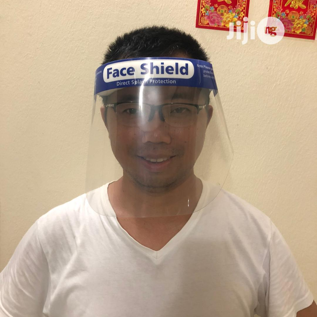 Imported Face Shield Importer