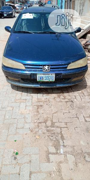Peugeot 406 2004 Blue | Cars for sale in Lagos State, Gbagada