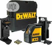 Dewalt DW088K DW088 Professional Self Leveling Cross Line Laser Level | Measuring & Layout Tools for sale in Oyo State, Ibadan