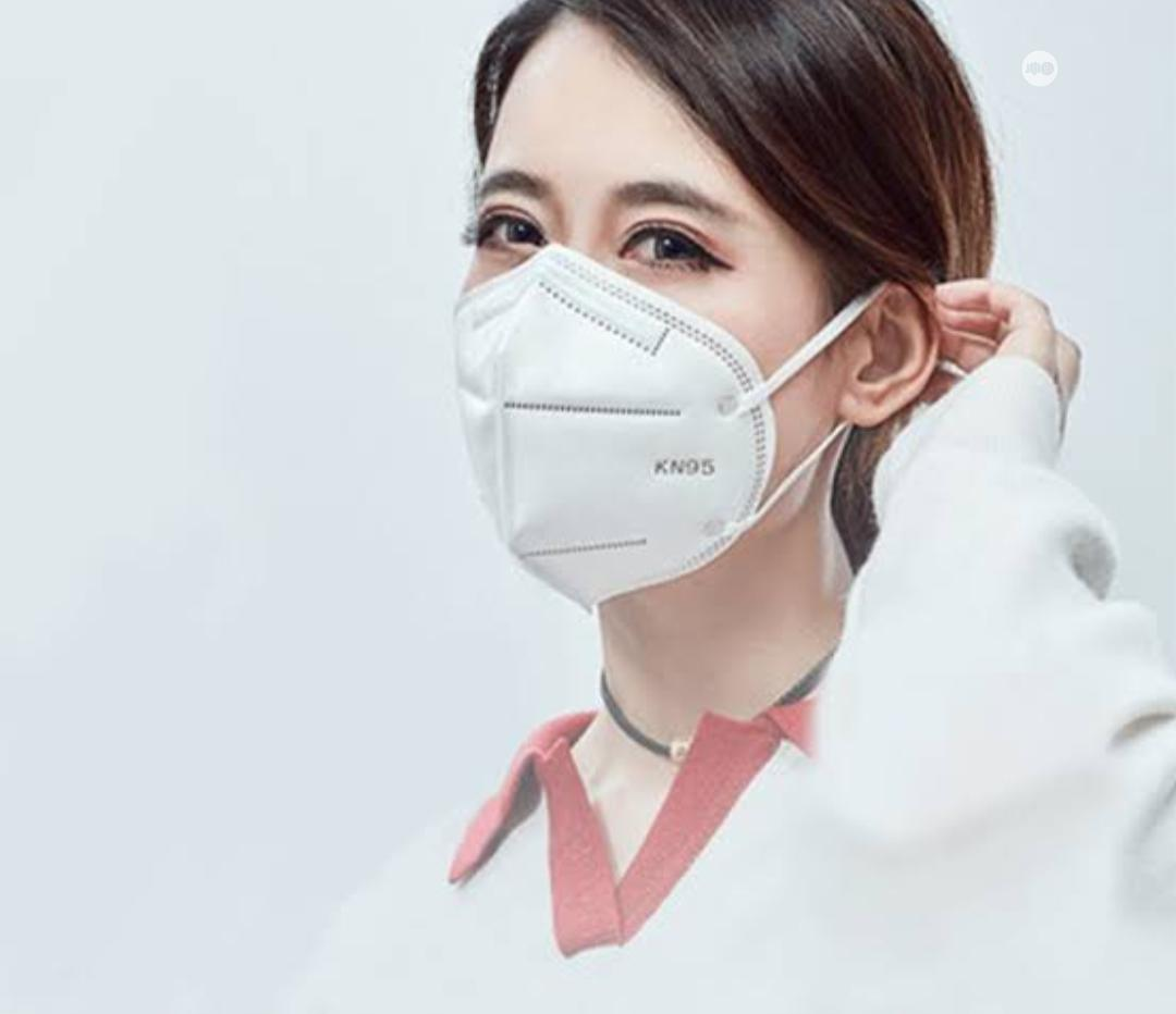 KN95 Face Mask | Safety Equipment for sale in Ikeja, Lagos State, Nigeria