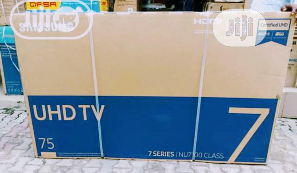 "Original Samsung 75""4K Ultra HD Smart Internet TV Wifi Connection"