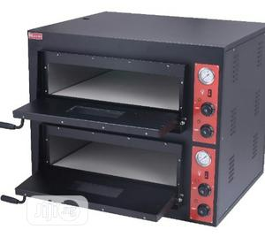 Double Gas/Electric Pizza Oven | Industrial Ovens for sale in Lagos State, Ojo