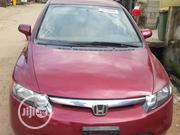 Honda Civic 2007 Red | Cars for sale in Lagos State, Ifako-Ijaiye