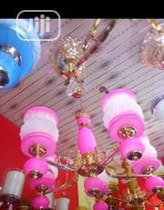 Newly Imported Pink Chandelier | Home Accessories for sale in Lagos State, Ojo