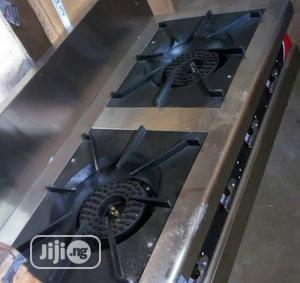 2burners Industrial Stock Pot Cooker | Restaurant & Catering Equipment for sale in Lagos State, Ojo