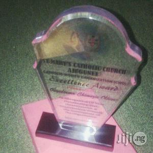 Crystal Award.   Arts & Crafts for sale in Lagos State, Ikeja
