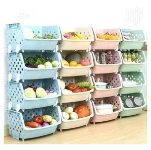 4 Tier Storage Basket | Store Equipment for sale in Lagos State, Ikeja